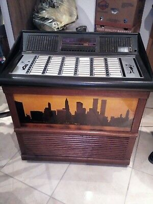 Musikbox jukebox nsm