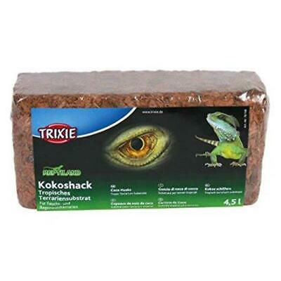 Trixie Coco Husks Tropical Terrarium Substrate, 4.5 Litre, 1 pack
