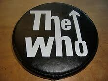 The Who Scooter Wheel Cover