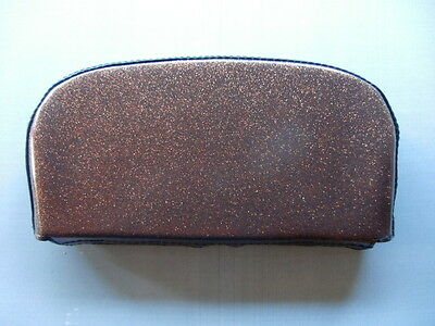 Bronze Metalflake Scooter Back Rest Cover (Purse Style)