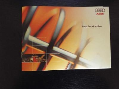 Audi S4 2.7 Bi-Turbo 4.2  Service Book, Brand New And Genuine, For All Models
