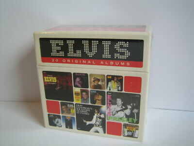20 CD Box Elvis Presley: 20 Original Albums