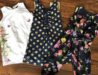 Girls Clothing Bundle Aged 2-3 - Ted Baker, Boden And Autograph By M and S