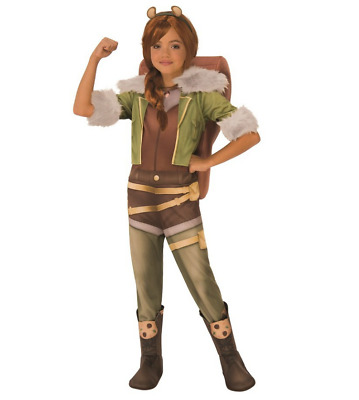 faf270462ffe8 NEW Squirrel Girl Halloween Costume Cosplay Child Medium Secret Warriors  Marvel