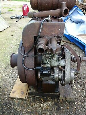 Petter Stationary Engine petrol Type A1 2 bhp