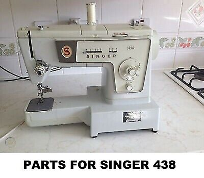 Original Singer 438 Sewing Machine Replacement Repair Parts