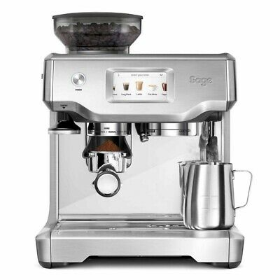 SAGE  Barista Touch SES880BSS  Espressomaschine   Sage Appliances