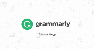 Grammarly Premium Lifetime - Onetime Payment.