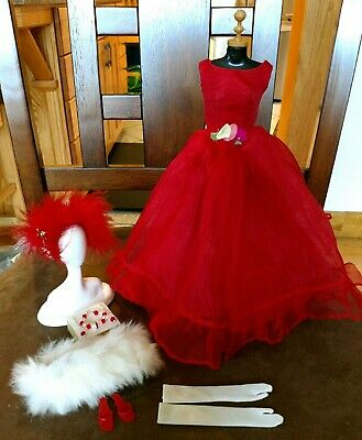 Vintage Barbie Junior Prom Set   Extremely Rare Variation!   Plus Free Extras