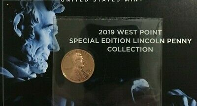 2019 W Lincoln Cent Penny Premium Proof Coin FIRST EVER