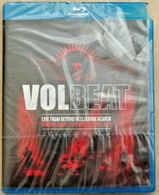 volbeat live from beyond hell above heaven cd