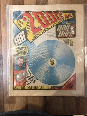 Highly Collectible 2000AD Prog 1 - 26th February 1977.First Ever Issue.No Gift