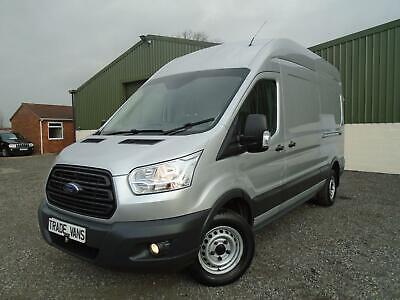 Ford Transit 2.2TDCi ( 125PS ) RWD 350 L3H3 LWB High Roof F/S/H AIR CON