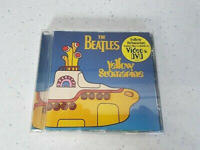 The Beatles - Yellow Submarine CD - SONGTRACK - OST - SOUNDTRACK - EXCELLENT !!