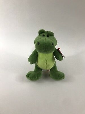 TY Beanie Babies 2.0 Chompy W/ Handtag No Code