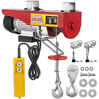 Scaffold Winch Electric Hoist Lifting 300KG Lifting  Hanging Copper Motor