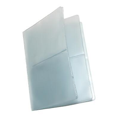 New Buxton Vinyl Window Inserts for Hipster and Credit Card Wallets (Pack of 3)