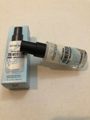 Smashbox Photo Finish Primerizer, primer+moisturizer In 1, 1 oz / 30 ml BNIB