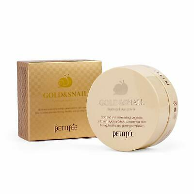 Petitfee Gold & Snail Hydrogel Eye Patch 60 sheet