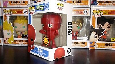 FUNKO POP BORA ASTRO BOY RED #50  exclusive 2015 pop ASIA!!!