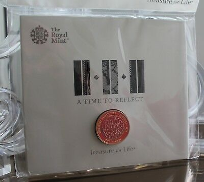 2018 Royal Mint Armistice Two Pound £2 Coin BU Brilliant Uncirculated Pack