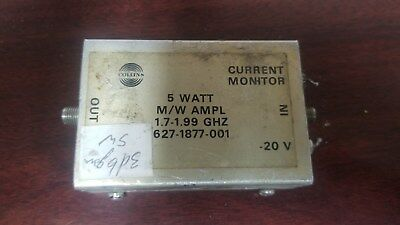 Collins 5 Watt 1.7-1.99GHz Microwave Amplifier