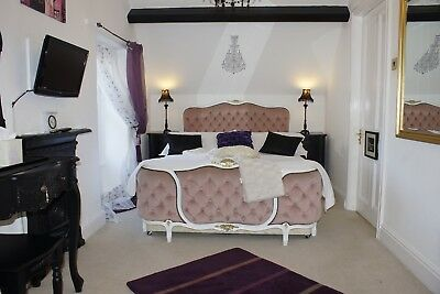 French Loius XV Style double bed