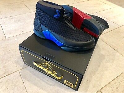 d52b4a8a85d3 NIKE AIR JORDAN 15 Kubo Limited to 1000 Pairs Size 8.5 Rare Brand ...