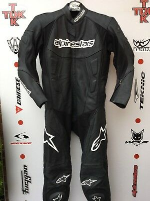 Alpinestars carver one piece race suit with hump uk 48 Euro 58