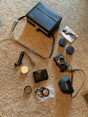 Yashica Electro 35 GS Rangefinder Camera, Camera Case Cover, Case, & Much More!