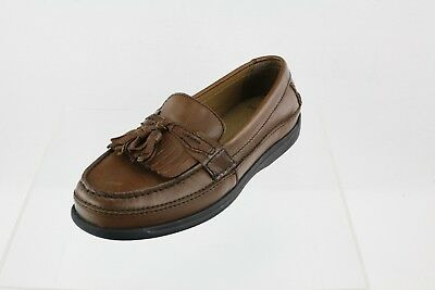 158eeca2dc9 Dockers Sinclair Kiltie Loafers Slip-On 90-7326 Brown Men s Shoes Size 8.5 M