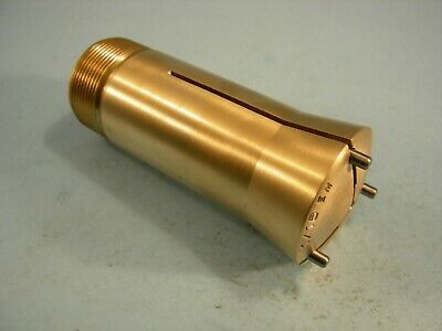 New DTC 5-C  1/16 EM Brass Machinable Collet  with Internal Threads