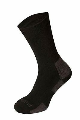 10-12.5 Bridgedale Men/'s WoolFusion Trail Hiking Socks Large