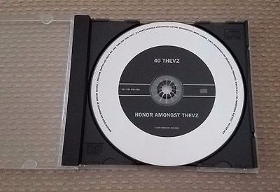 40 thevz honor amongst thieves