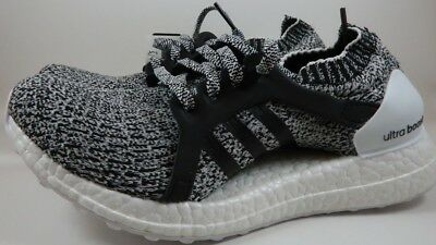 fba55e2af16a2 Sz 5.5 NEW Women s Adidas UltraBOOST X Running Shoes Black White OREO CG2977