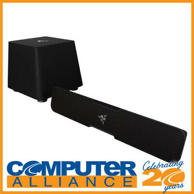 Razer Leviathan 3.5mm/Bluetooth 5.1 Surround Sound Bar RZ05-01260100-R3A1