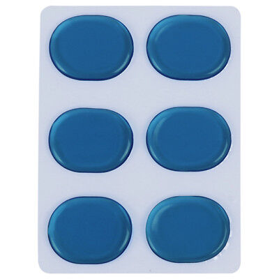 Blue Drum Damper Pads Silicone Drums Silencer Gel Pads Tone Controls Drumer LE