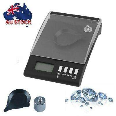 Digital Milligram 30g/0.001g High Precision Mini Electronic Jewelry Scale T7I5