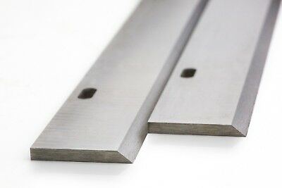 INCA 54.190.214 Slotted HSS Planer Blades 262mm S703S1