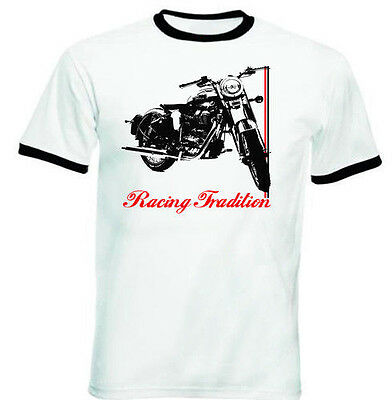 Royal Enfield Cafe Racer Inspired - New Amazing Graphic Tshirt S-M-L-Xl-Xxl