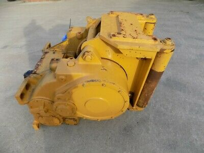 Caterpillar / Paccar Towing Winch To Fit A Cat Dozer D6/5 Model = Pa55-E00100E