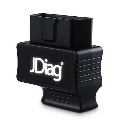 JDiag Faslink M2 Plus bluetooth 4.2 obd2 scanner OBDII Scan Tool for IOS/Android