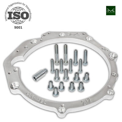 MERCEDES M113 V8 ENGINE ADAPTER PLATE TO BMW M50 M57 GEARBOX e36 m3