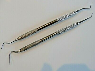 Dycal Placer  x 2  top quality steel instruments for dentist