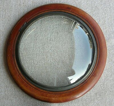 German Clock Bezel, Surround and Convex Glass