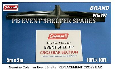 10Ft  Spare Pole Replacement T BAR ARCH SECTION Coleman Event Shelter 3m