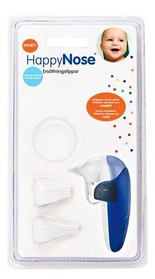 HappyNose Spare Parts for Electronic Baby Nasal Aspirator