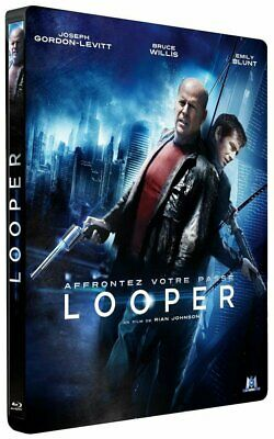 Looper Steelbook Blu-Ray
