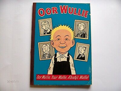 OOR WULLIE Annual 1966. Good condition . RARE.