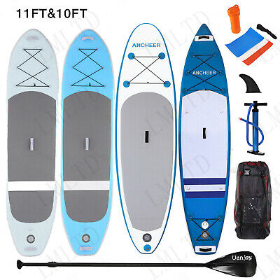 INFLATABLE STAND UP Multicolor Paddle Quick Inflation Board